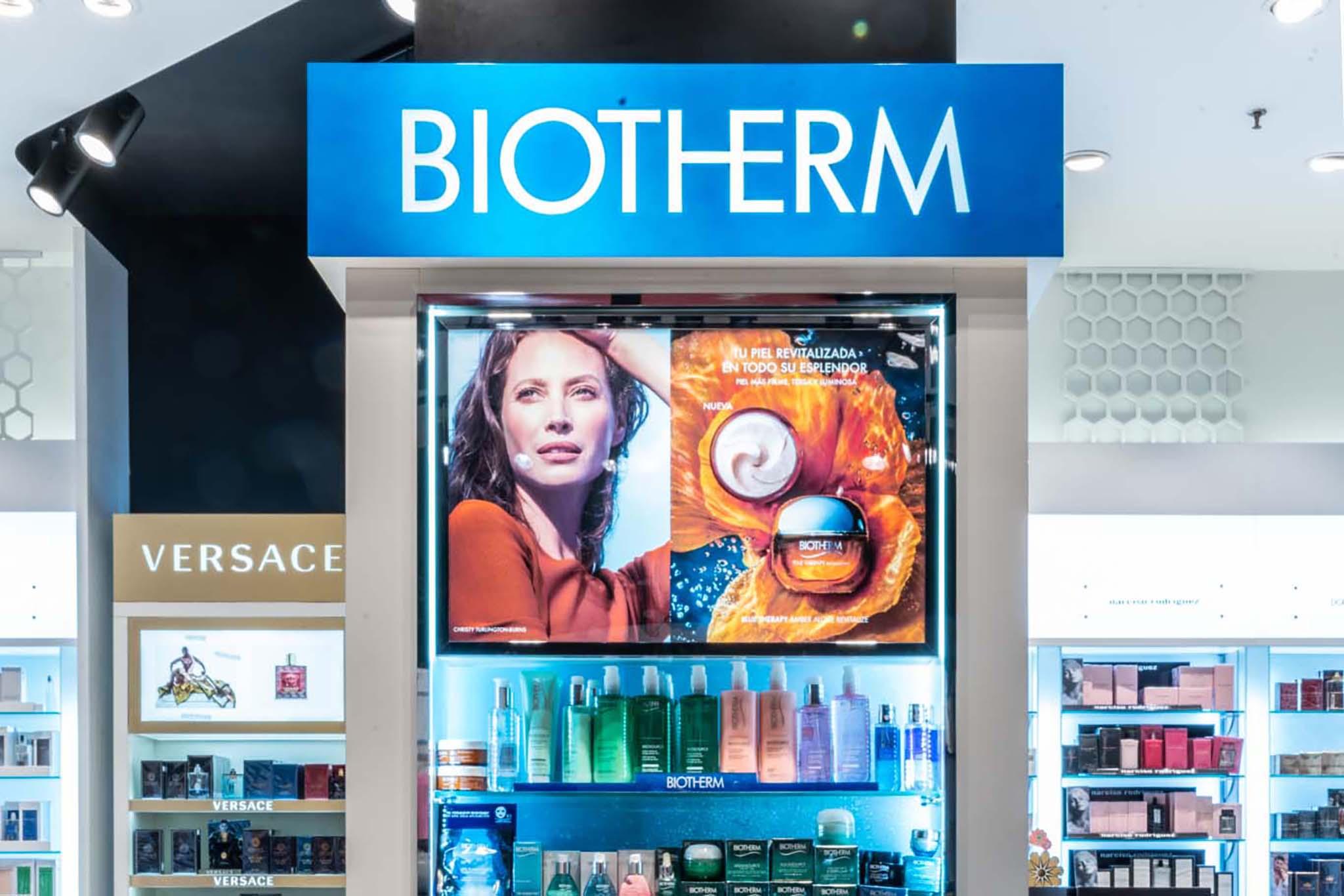 Columna Biotherm