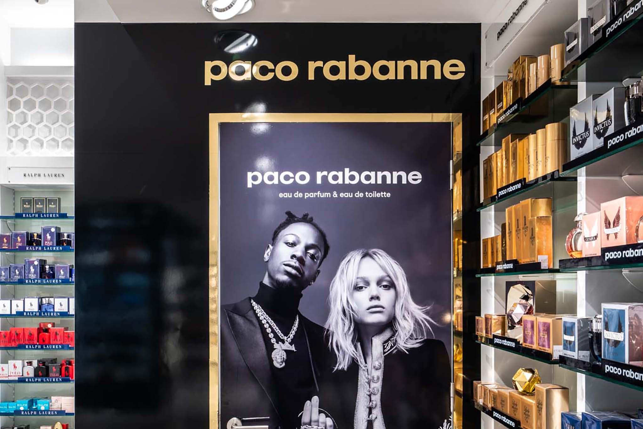 Puerta Paco Rabanne (Sabina)