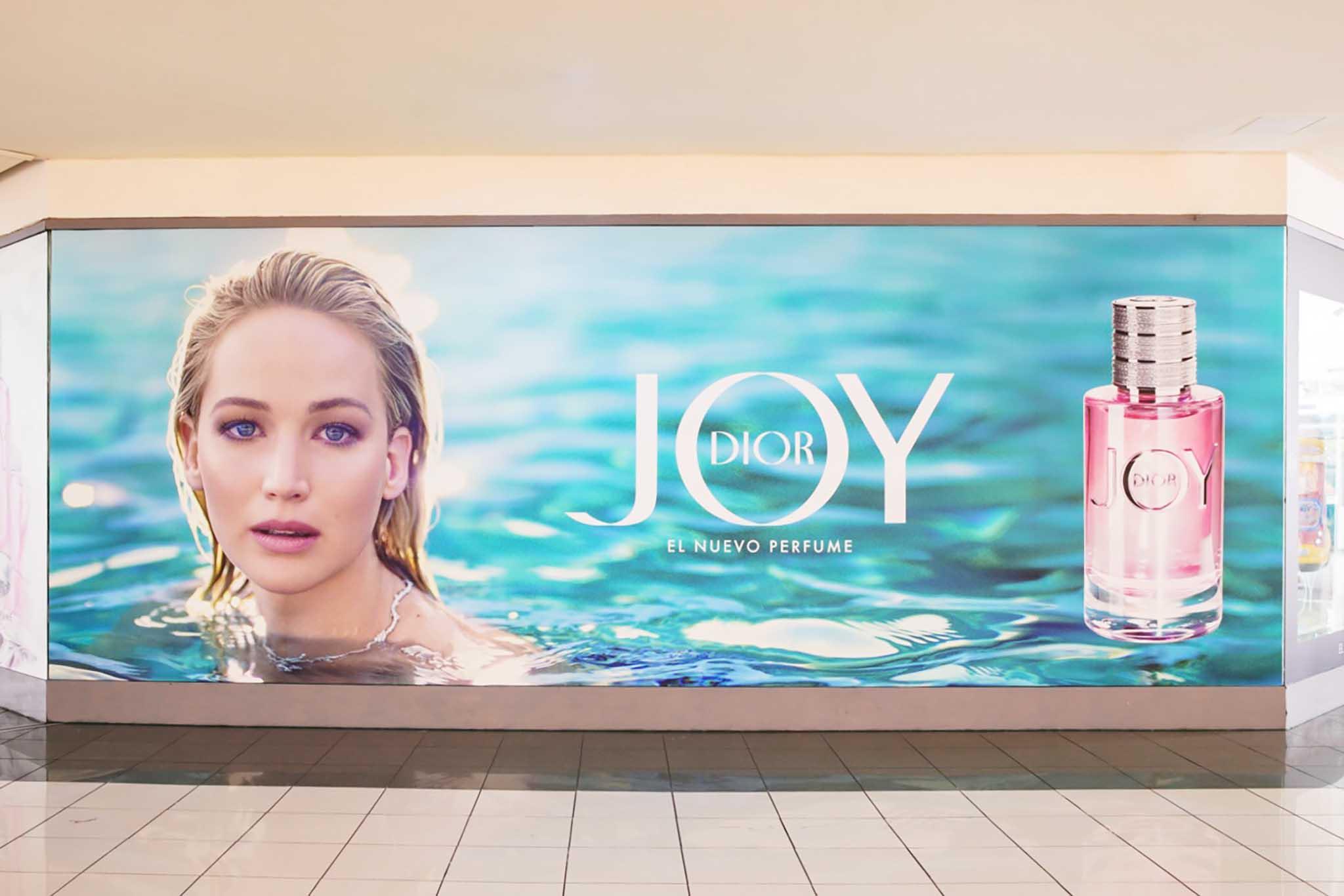 Escaparate Joy Dior imagen