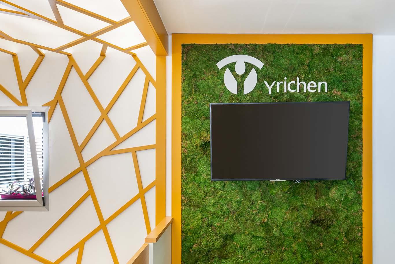 Jardín Vertical Yrichen